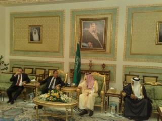 Саудовских правителей будут убеждать в Москве