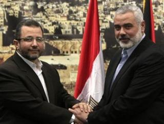 Премьер-министр Египта прибыл в сектор Газа