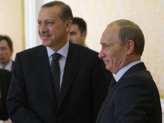 Путин и Эрдоган выступили за прекращение насилия вокруг Газы