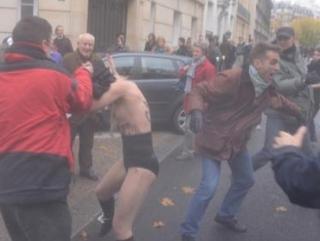 По Франции прокатилась волна демонстраций против однополых браков