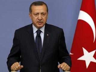 Эрдоган считает Израиль террористическим государством