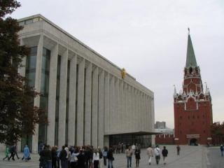 В Кремле прошел первый Курбан-байрам
