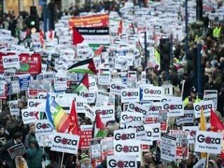 В Москве пройдет акция против агрессии Израиля в Газе