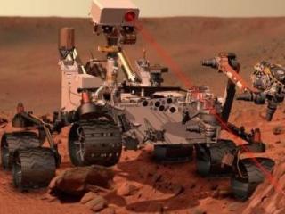Ученые нашли жизнь на Марсе?