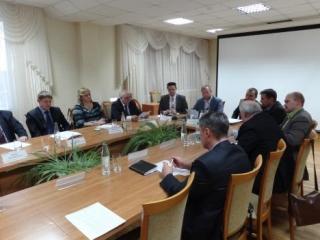 Круглый стол в Саранске на тему: «Противодействие незаконному игорному бизнесу в Республике Мордовия»
