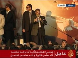 Мурси обещал не допустить «болотной» чумы в Египте