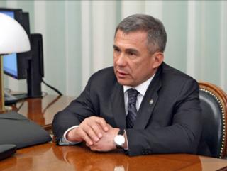 Президент Татарстана гарантировал безопасность Универсиады-2013