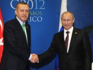 Президент России посетит Турцию