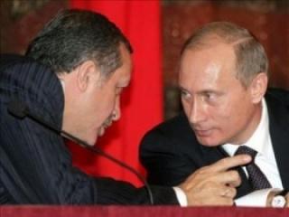 Начинается визит Путина в Турцию