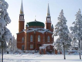 Мечеть Муравленко, двойник которой должен появиться в Иркутской области