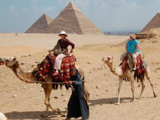 Россияне выбрали Египет для встречи Нового года