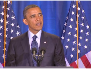 Обама предостерег Асада от приминения химоружия