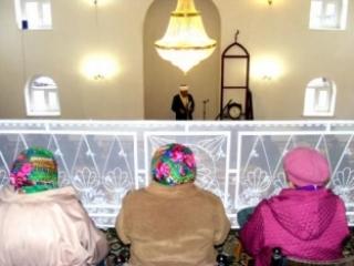 В неотапливоемой мечети Кургана поговорили о Судном дне