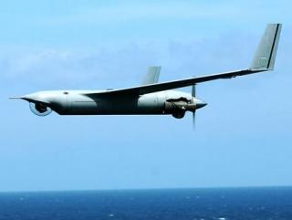 Иранцы перехватили беспилотник США над Персидским заливом