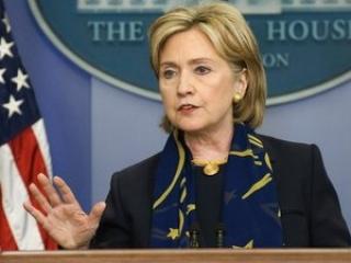 Клинтон: США не приемлют интеграции на постсоветском пространстве