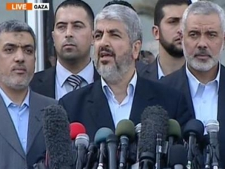 Визит Машааля приурочен к 25-й годовщине создания движения ХАМАС