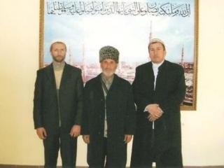 Образцовый имам