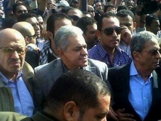 В отношении зачинщиков беспорядков в Египте подан иск