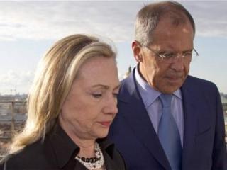 Клинтон не удалось уговорить Лаврова по Асаду