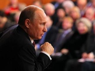 Путин пообещал продолжить «посадки» коррупционеров