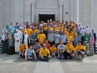 Русские мусульмане и татарская молодежь объединили усилия