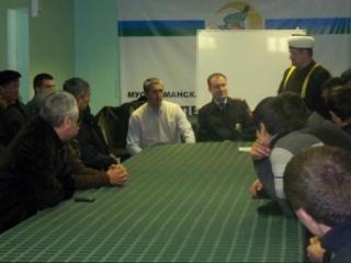 Муфтий Коми призвал к умиротворению и законности