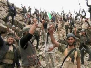 Сирийские оппозиционеры получили признание США