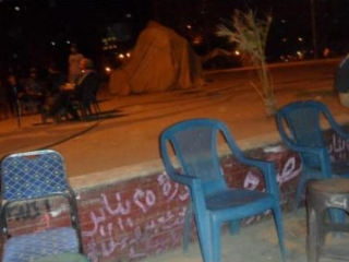 Новый Тахрир наводняют бомжи и насильники