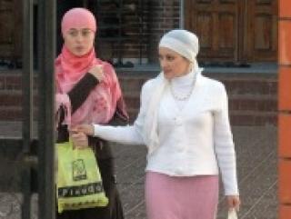 Башкирские студентки отстояли право на хиджаб