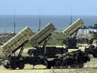 Турция получит от НАТО шесть «пэтриотов»