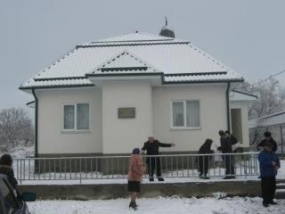 Мечеть восстановили спустя 80 лет
