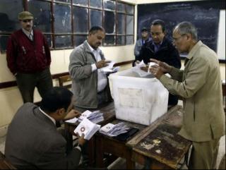 В 1 туре египтяне поддержали конституцию – предварительные данные