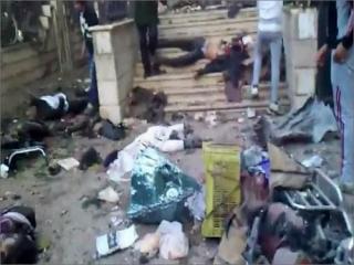 Армия Асада атаковала палестинский лагерь, свыше 100 погибших