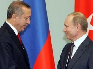 Путин назвал «преждевременным» турецкие предложения по Сирии
