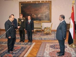 Генпрокурор Египта подал в отставку