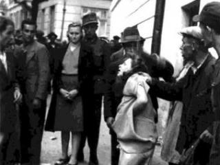 Еврейские погромы как часть дестабилизационного пакета