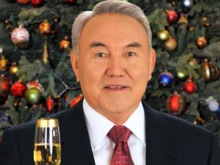 Назарбаева призвали заменить шампанское кумысом в Новый Год
