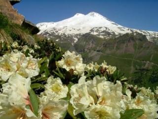 Эльбрус самая высокая точка Европы