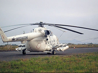 В Южном Судане сбит российский вертолет, есть жертвы