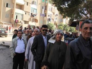 Египтяне проголосовали за новую конституцию