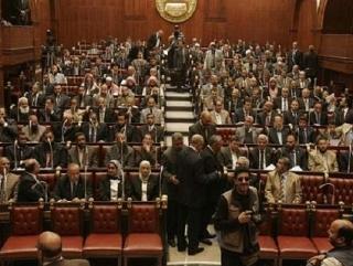 Президет Египта передает законодательные полномочия