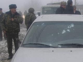 Киллеры расстреляли заместителя муфтия Северной Осетии