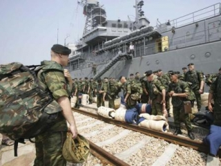 Россия готовится к военным учениям у берегов Сирии
