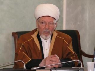 Скончался глава духовного управления мусульман Петербурга