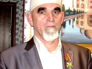 Потомок мусульманских князей отмечен медалью