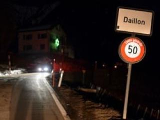 Пьяный швейцарец устроил бойню в деревне