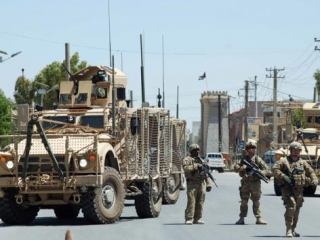 Афганский военнослужащий рассрелял солдата НАТО