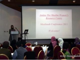 Женский мусульманский центр Амина проводит просветительские конференции