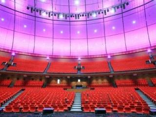 Крокус Сити Холл - одна из самых престижных концертных площадок Москвы