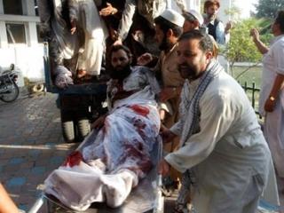 США разбомбили мечеть в Афганистане, более 15 погибших
